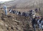 O Governo de Badajshán, região remota onde ocorreu a tragédia, afirma que 2.100 pessoas permanecem desaparecidas