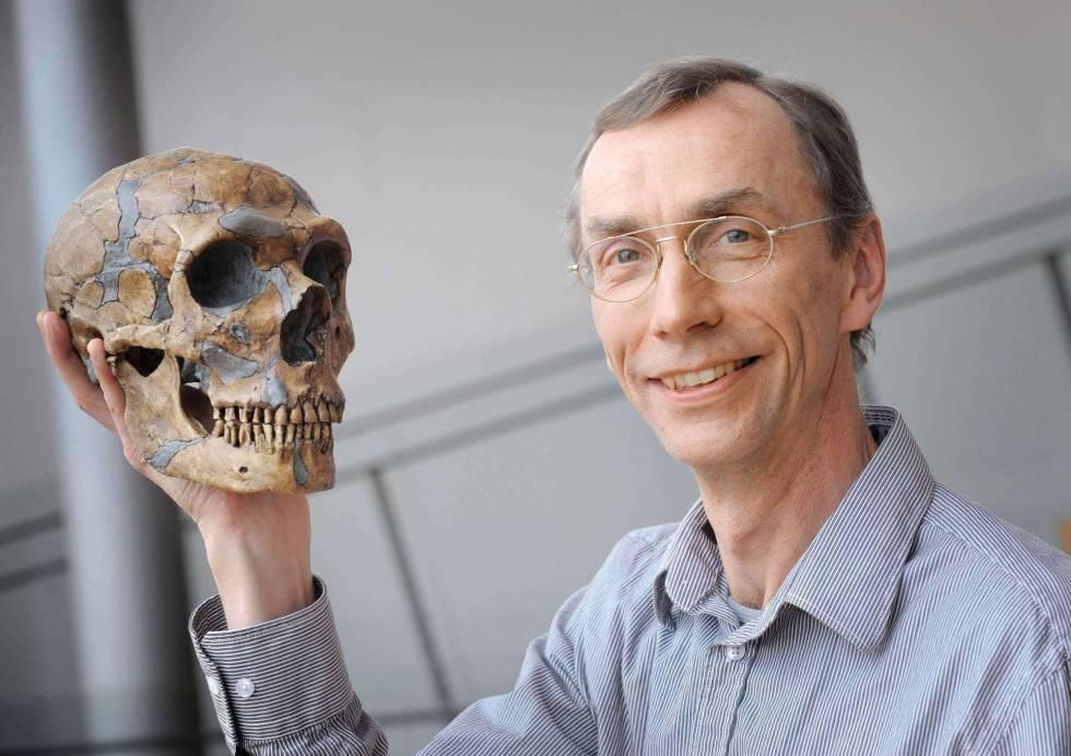 O médico e bioquímico sueco Svante Pääbo.