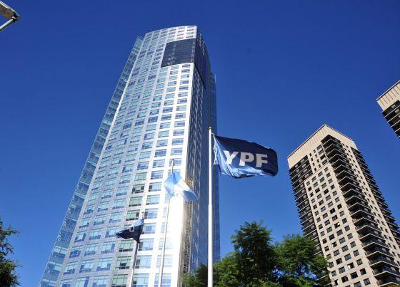 Sede da YPF em Buenos Aires.