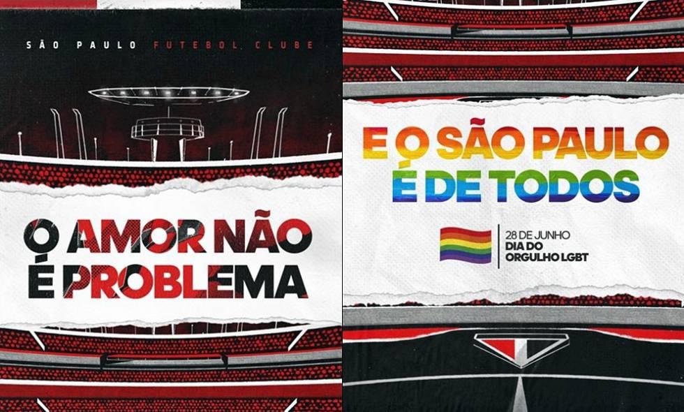 São Paulo se manifesta contra a homofobia no Dia do Orgulho LGBT.