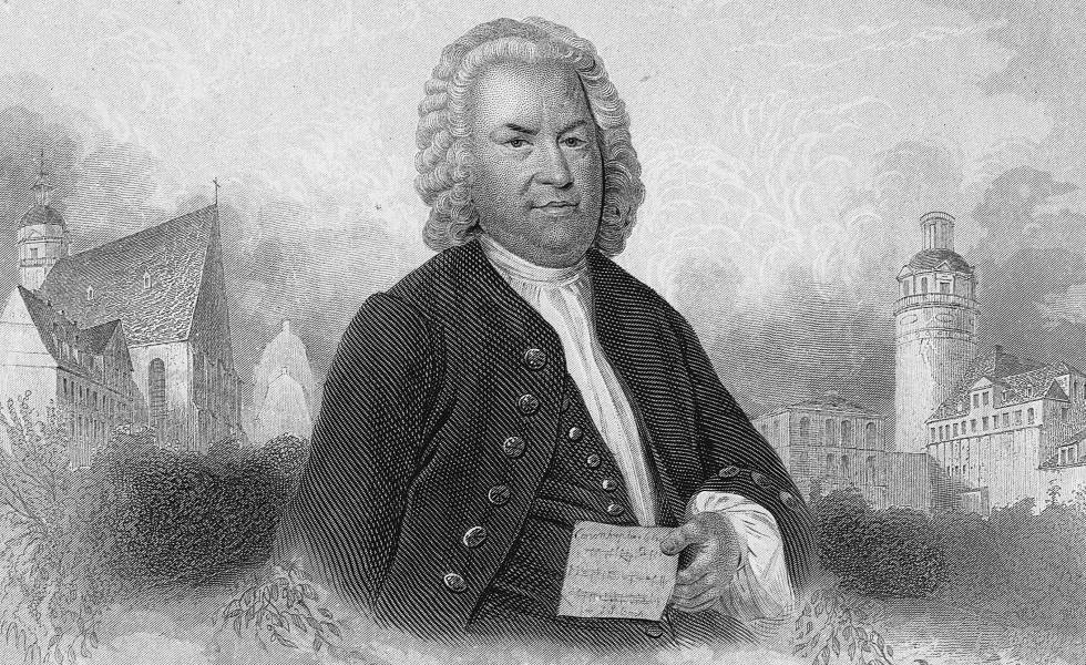 Johann Sebastian Bach em Leipzig