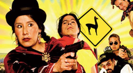 Imagem do filme '¿Quién mató a la llamita blanca?'.