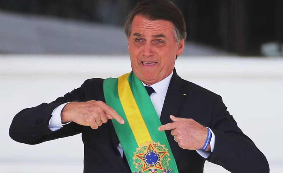 Bolsonaro (des)governa o Brasil pelo Twitter | Opinião | EL PAÍS ...