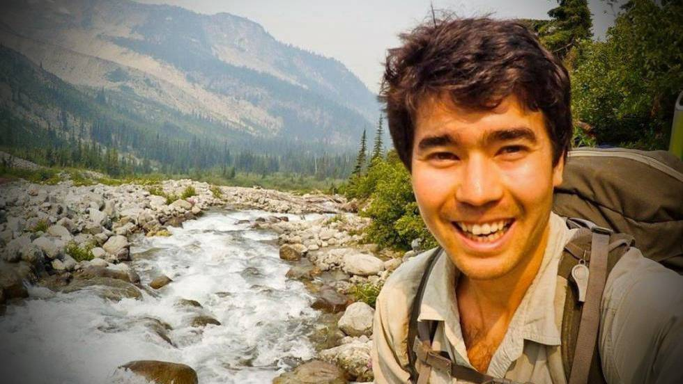 John Allen Chau, o norte-americano assassinado em Sentinela do Norte.