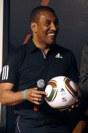 Mauro Silva.