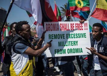 A luta dos oromo para preservar suas terras, representada por Feliya Lilesa na maratona dos Jogos Olímpicos do Rio, deriva numa repressão policial com mais de mil mortos no último ano