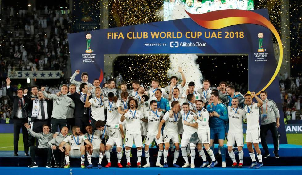 Real Madrid se tornou heptacampeão mundial.