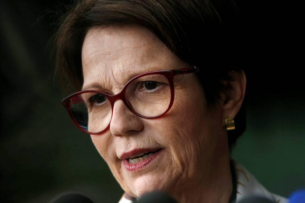 Deputada Tereza Cristina, nomeada ministra da Agricultura do Governo Bolsonaro.