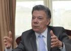 Presidente da Colômbia acha que o desafio da negociação com a guerrilha é convencer a população a sacrificar a justiça pela paz