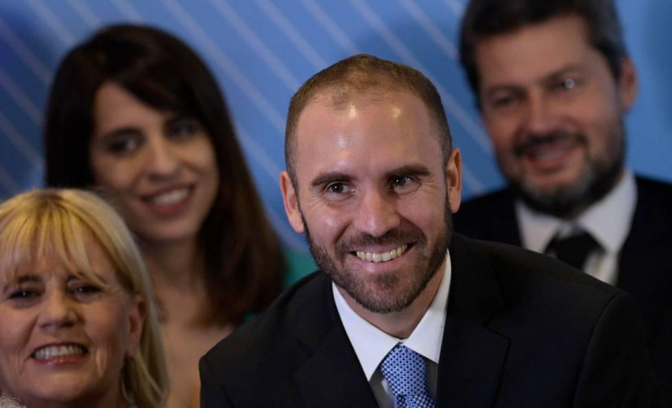 Martín Guzmán, novo ministro da Economia argentino.