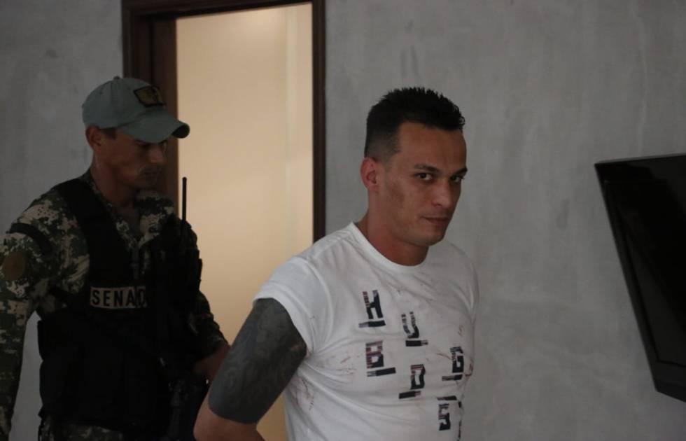 Eduardo Aparecido de Almeida, o Pisca, foi preso nesta quarta.