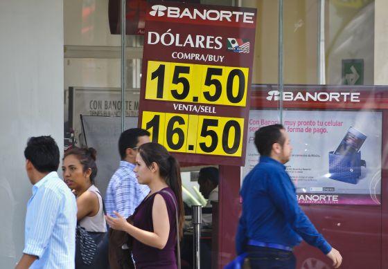 Centro para mudar divisas em Cidade de México