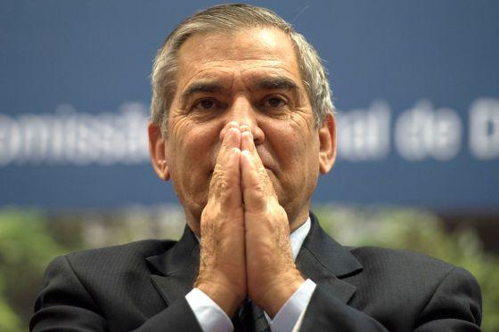 O ex-ministro Gilberto Carvalho em novembro de 2014.