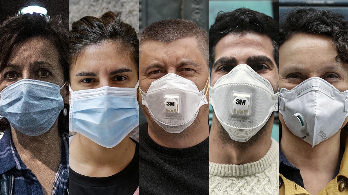 Coronavirus Qué Tipos De Mascarillas Hay Puedo Reutilizarlas Hay Para Niños Sociedad El País