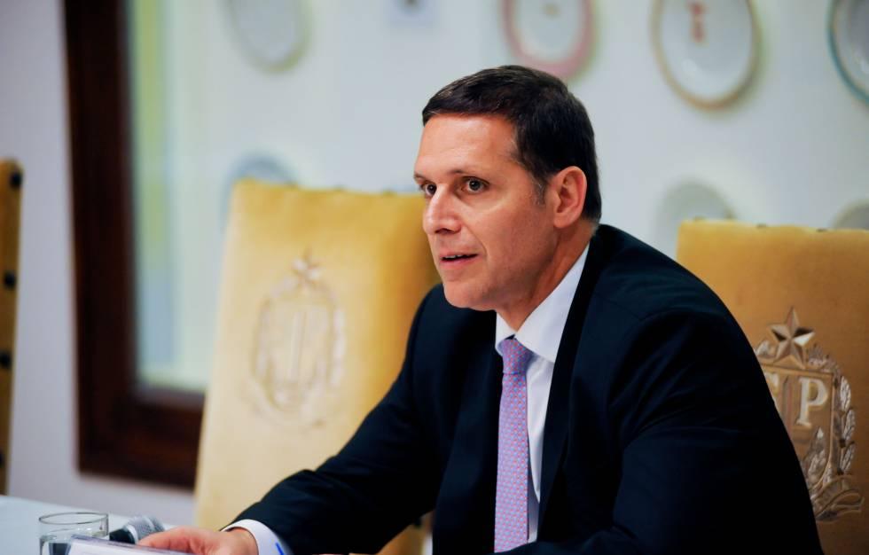 O deputado estadual Fernando Capez.
