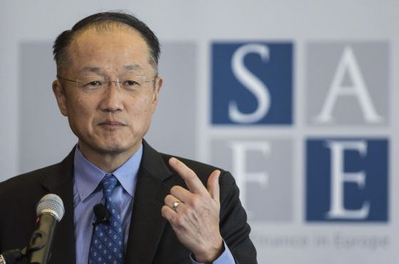 Jim Yong Kim, presidente do Banco Mundial.