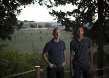 A luta de um pai e seu filho contra as armações no futebol juvenil