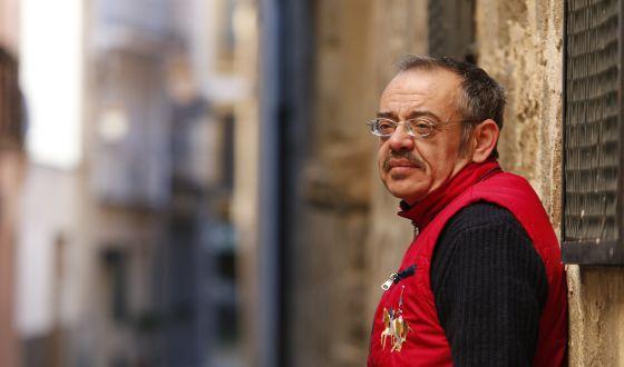 Diego Neria, o transexual que escreveu e visitou o Papa.