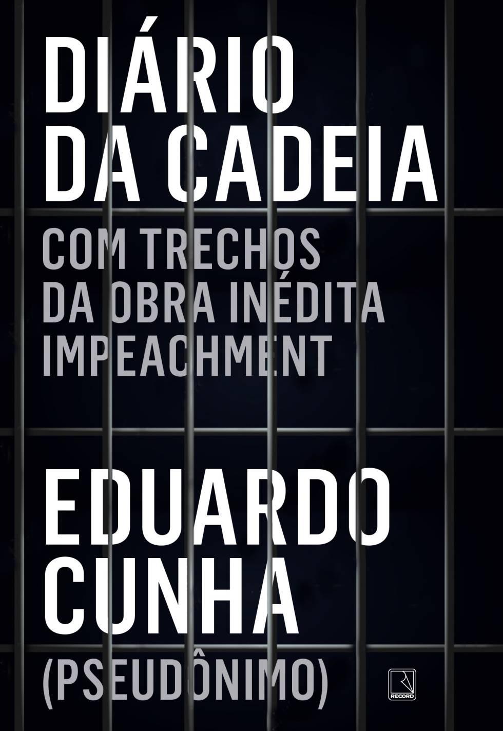 A capa do livro editado pela Record.