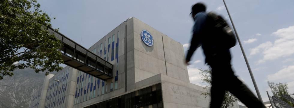Centro global de operações de General Electric em San Pedro Garça García, em Novo León (México).