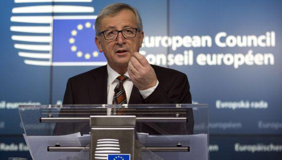 O presidente da Comissão Europeia, nesta sexta-feira.