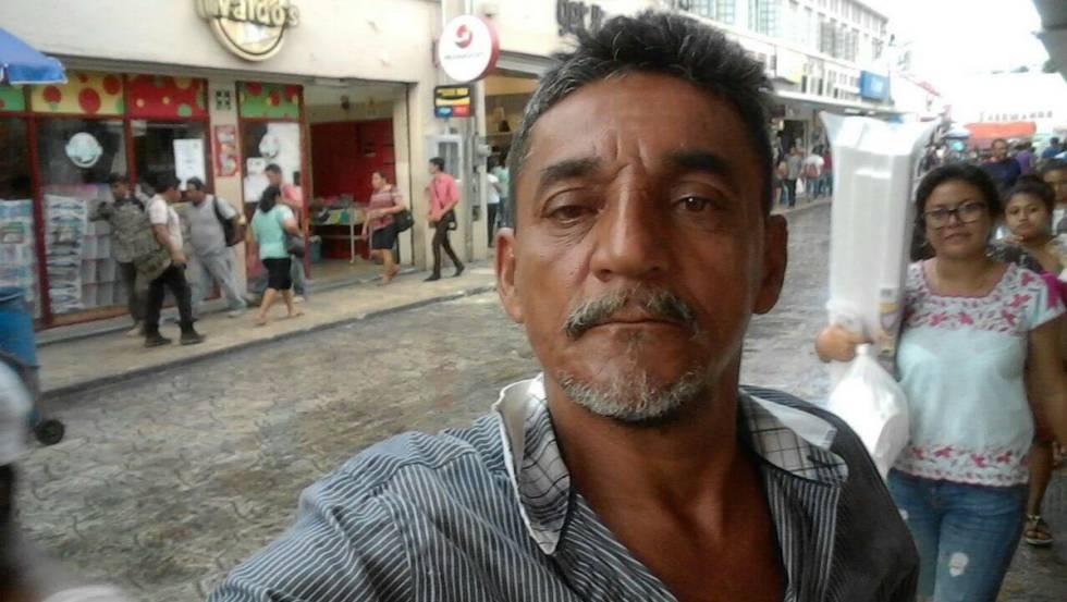 O jornalista Cándido Rios foi morto na última terça-feira