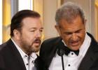 A volta do polêmico Ricky Gervais, o esbarrão de Lady Gaga em Leonardo DiCaprio, o  climão  com Mel Gibson... Os destaques da premiação