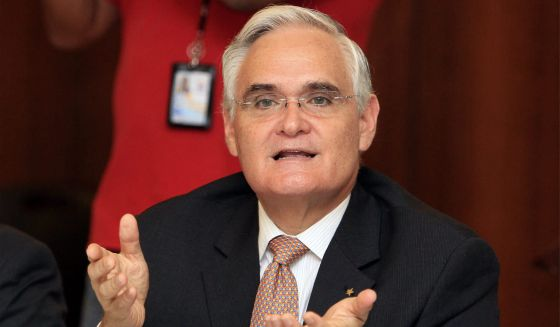 Jorge Quijano, administrador da ACP, em Cidade do Panamá.