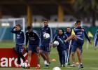 Atacante brasileiro, artilheiro do Campeonato Espanhol, chega a Buenos Aires como a grande ameaça para a seleção Albiceleste