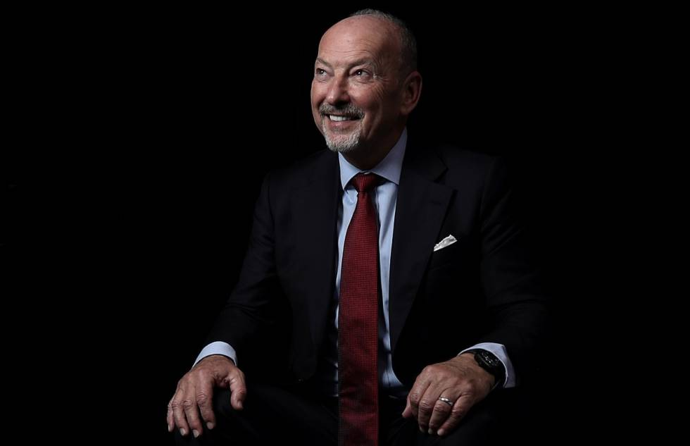 Peter Moore, CEO do Liverpool FC.