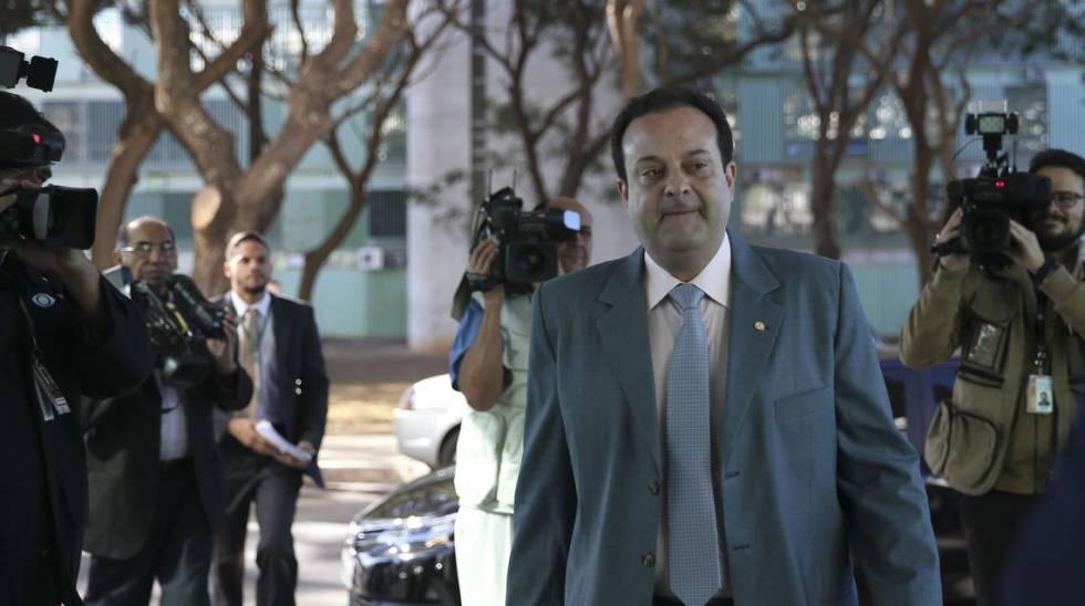 O deputado André Moura (PSC-SE).
