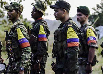 Guerrilha colombiana vai afastar primeiro os menores de 15 anos e daqui a alguns meses os demais