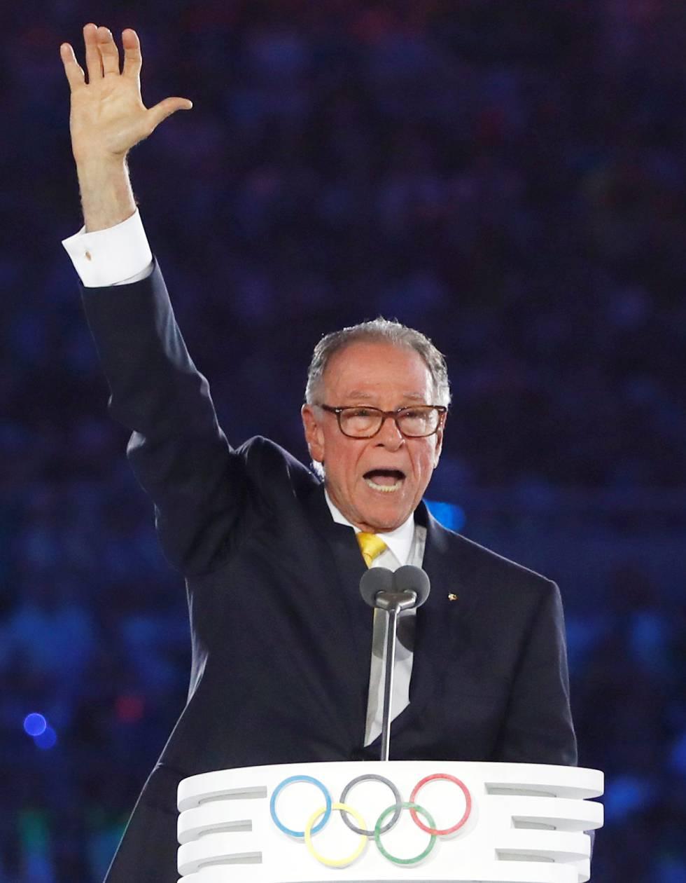 O presidente COB, Carlos Arthur Nuzman