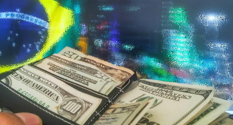 Dólar opera em alta nesta quinta-feira.