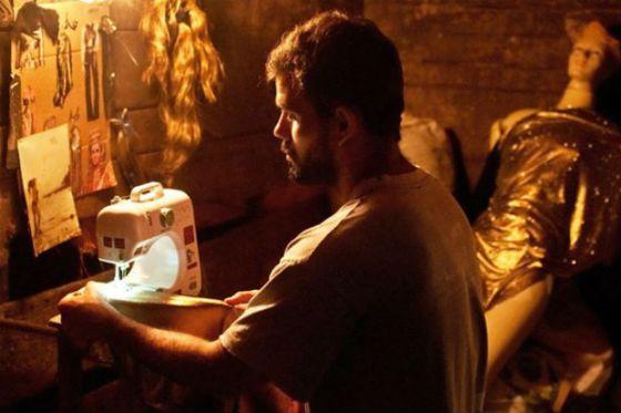 Cena do filme brasileiro 'Boi Neon', de Gabriel Mascaro.